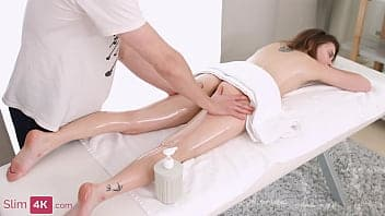 Japanese Oil Massage and Fuck part 1
