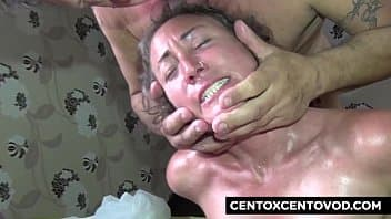 Deauxma rode his pole and came from a deep gspot orgasm