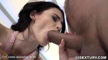 TUSHY Naughty Teen Gets Gaped By Her Best Friend's Brother!