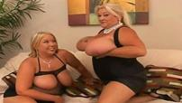 A ton of titty with Laura and Linda.