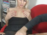 Lynna Nilsson First Footjob