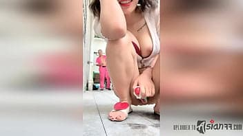 Amazing Amateur Big Tits adult scene