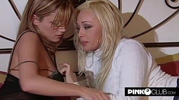 Riding Hard Cocks with Hot Brunette Busty MILFs
