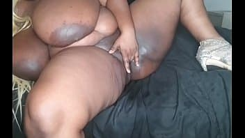 Fucking My Busty Stepsister with Cumhot on Tits